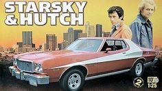 Revell 1/25 Starsky & Hutch Ford Torino