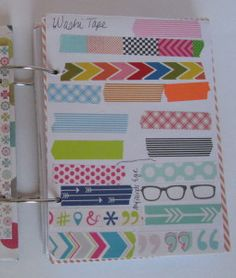 54 best inventory washi tape inventory images craft rooms
