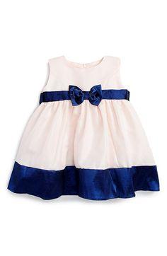 Dorissa Shimmer Sleeveless Party Dress (Baby Girls) available at #Nordstrom