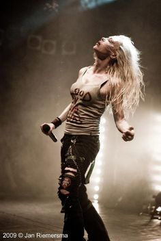 ANGELA GOSSOW Photos on Myspace