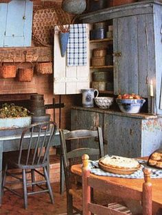 Wonderful Photographs Primitive Kitchen design Style The kitchen is called the center of the house, plus a country kitchen area enjoys their comfort, appeal, along.