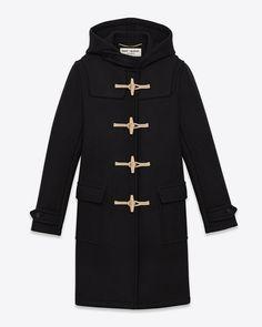 """A coat of """"SAINT LAURENT"""""""