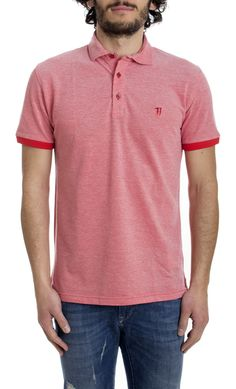 POLO IN PIQUET OXFORD REGULAR FIT