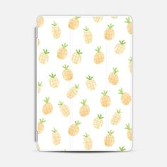 Casetify iPad Mini Case - Watercolor Pineapple iPad Case by Wonder Forest by wonder forest Ipad Air Case, Ipad Air 2, Ipod Covers, Cute Ipad Cases, Pineapple Gifts, Apple Watch Iphone, Ipad Sleeve, Iphone 4s, Apple Ipad