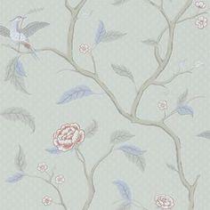 Beställ Marianne vit/neutral/beige/grå tapet från Sandberg®