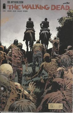 The Walking Dead comic issue 133