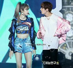 Lisa:¡QUE HACES! Bts Taehyung, Namjoon, South Korean Girls, Korean Girl Groups, Stefan William, Number One Hits, Blackpink Photos, Blackpink And Bts, Korean Couple