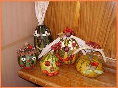 Dýňáčci | Rodina21 #autumn #pumpkin #ideas Pumpkin Ideas, Autumn, Christmas Ornaments, Holiday Decor, Home Decor, Decoration Home, Room Decor, Fall, Christmas Jewelry