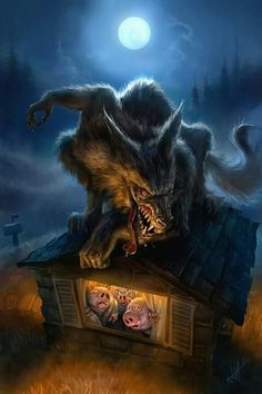 This reminded me of the book because in the beginning they are sweet and innocent. But I feel like the boys turn into this sort of beast and over come the illusions of the pig