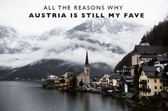 All the Reasons Why Austria is Still my Fave