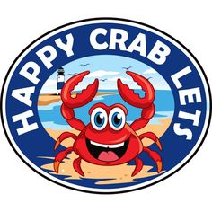 Happy Crab Lets - needs a logo, happy holidays! :) by pagidunia