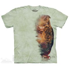 The Mountain Woodsy Owl T-Shirt