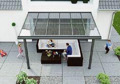 Homeplaza - Solarmodule auf Terrasse und Carport sparen Strom und machen unabhängig - Und immer, immer wieder geht die Sonne auf