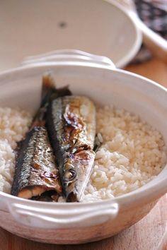 秋刀魚の土鍋ご飯。 by 栁川かおり   レシピサイト「Nadia   ナディア ...