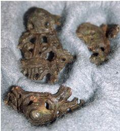 Vikingefund Danmark - Det lille spænde, der for alvor satte  Endelave på vikinge-landkortet...