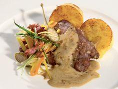 Esterházy roast à la Sacher - Recipe