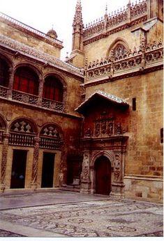 Granada cathedral, Andalucía, Spain