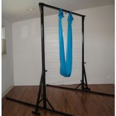 Diy Pipe Gymnastics Rings Pullup Stand With Stabilizers