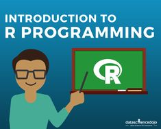 Getting started with the R programming language and using RStudio.  #R #datascience #programing #datasciencelearning