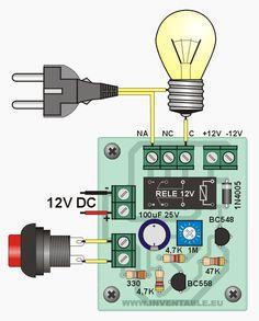 Diseño del temporizador muy simple