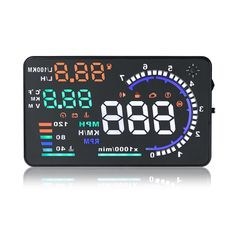 >> Click to Buy << 5.5 Inch Car OBD II HUD Speedometer Projection Dashboard Free Your Eyes New tech #Affiliate
