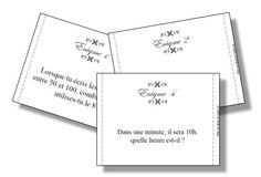 Nouveaux rituels énigmes en maths (Charivari).