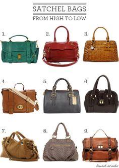 Satchel Bags, Bags, BAGS