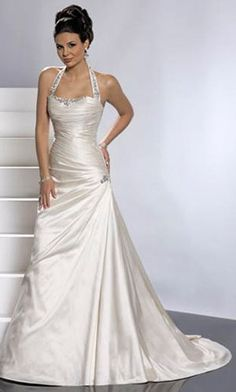 I like this idea for my dress, just not so spread out at the bottom