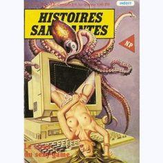 Histoires Sanglantes : n° 13, Le virus du sexy game