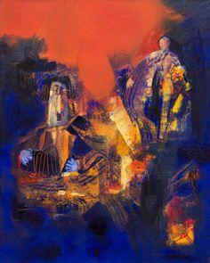 Ana Iacono - Oleo sobre tela www.esencialismo.com