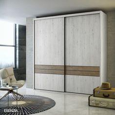 Armarios de puertas correderas de la colección ESNEZIA 2.0 -