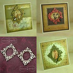 small frame ideas  http://hurt.scrap.com.pl/ramka-ornamentowo-roslinna-s-9cm-2szt.html