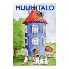 Muumitalo, Finland