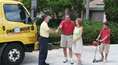 Our goal is your comfort and satisfaction, and we offer on-time services and we do replacements and repairs properly. We work efficiently and are courteous of our customer's space. Our highly skilled HVAC technicians are experts, and we promise prompt and professional service. In fact, we offer 24-hour, emergency HVAC repair service in the Greenville area.