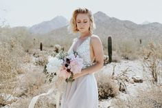 #aandberealbride // truvelle bridal gown // desert wedding // dallas bride