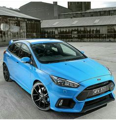 Ford Rs, Car Wallpapers, Ford Focus, Volvo, Cool Cars, Dream Cars, Hatchbacks, Baby Blue, Classic