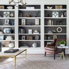 Living Room Layout Ideas: 5 Ways to Create Practical Space Grey Bookshelves, Built In Shelves Living Room, Floor To Ceiling Bookshelves, Bookshelves In Living Room, Bookshelves Built In, Diy Bookshelf Wall, Unique Bookshelves, Decorating Bookshelves, Bookcases