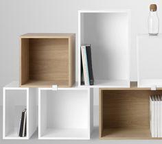 fs reolkasser birk modulreoler i birketr billige. Black Bedroom Furniture Sets. Home Design Ideas