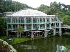 Ópera de Arame - Curitiba City (and capital), State of Paraná.