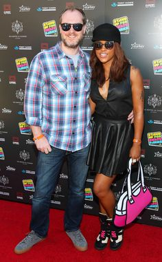 Rapper Eve is now engaged to British designer and Gumball 3000 founder Maximillion Cooper