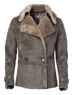 YaYa Sheepskin Jacket Sheepskin Jacket, Confident Woman, Half Price, Perfect Fit, Military Jacket, Leather Jacket, Autumn, Winter, Jackets