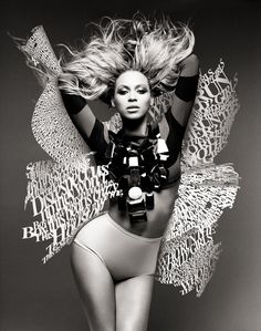 Beyonce by Thierry le Gouès