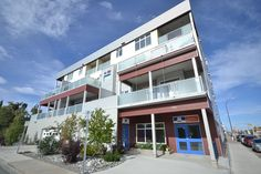 The Ledge Condominiums built by Narrow Gauge's on Second Ave. and Hawkins St. http://www.domerealty.ca/  #yxy #whitehorse #yukon