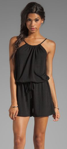 Lanston romper- normally not a fan but would be cute for the pool or something casual!