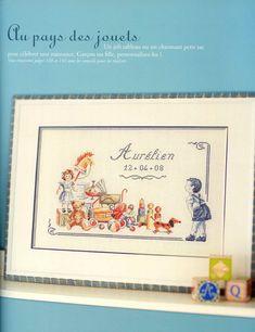 Gallery.ru / Фото #59 - Souvenirs d'Enfance au point de croix - annakr72