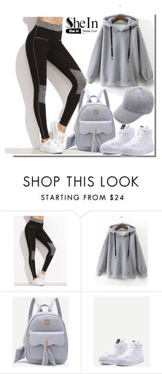 """Shein no.10"" by almamehmedovic-79 ❤ liked on Polyvore"