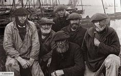 When French fishermen all wore berets ropeysoles.com