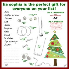 """Lia sophia Christmas list"" by jennifoster on Polyvore"