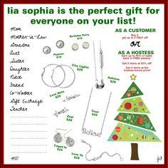 """Lia sophia Christmas list"" by jennifoster on Polyvore"