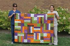 Halloween quilt! Want it